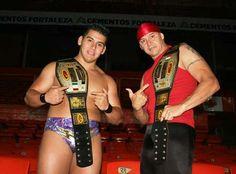 Lucha Libre: Olímpico y Bobby Zavala, nuevos campeones - Terra México