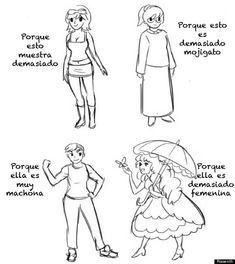 9 Este comic captura perfectamente cómo el feminismo nos ayuda a todos