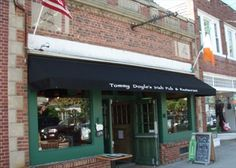 Tommy Doyles--the best place to share a pint of Guinness with a fellow Irishman on St. Patty's Day!