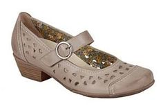 Remonte Milla D7313 Ladies Mary Jane Court Shoes