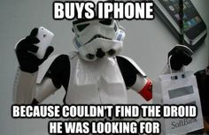 Apple really is the Dark side...