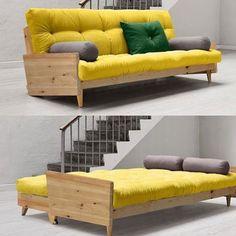 sofá de pallet sob encomenda - Seu Móvel de Palete