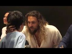 Watch Jason Momoa Reassure A Young Fan That Superman Is Still Alive