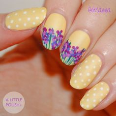 A Little Polish: My 2014 Favorites #nailart nails