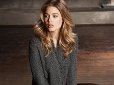 The REPEAT velvet soft Cashmere and modern designs will spoil and comfort you this winter 2014.