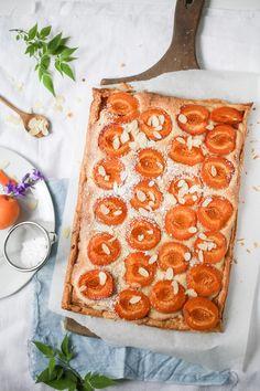 Rezept Aprikosentarte Mandeltarte Sommertarte Sommerkuchen Zuckerzimtundliebe apricot tart Fußball WM 2014 Zuckerzimtundliebe Foodblog Frangipane tart