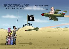 PEACEMAKER PUTIN IN SYRIA, Marian Kemensky,Slovakia,Putin,Syria,Assad,ISIS,civil war