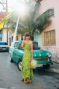 Cuba Fashion Diaries   Jenny Cipoletti of Margo & Me