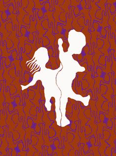 tessellation:#207 mother and daughter     by Sakuramederu (Yasukiyo Yoshida)