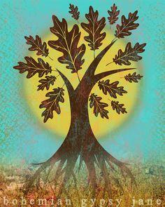 Tree of Life by Bohemian Gypsy Jane