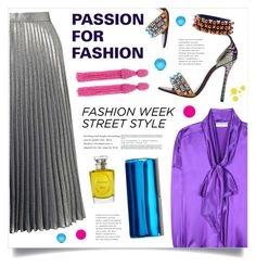 """""""Passion For Fashion"""" by marina-volaric ❤ liked on Polyvore featuring Miss Selfridge, Christian Louboutin, Balenciaga, Jimmy Choo, Oscar de la Renta, Christian Dior, Therapy and NYFW"""