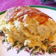 Creamy Baked Corn Casserole