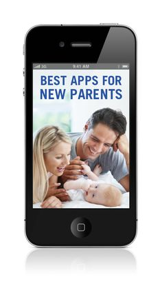The BEST iPhone and Android apps for new parents