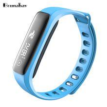 SALE US $35.07 - BOUNABAY Bluetooth 3G sports Bracelet watch for women original ladies shockesportivo lady waterproof ios Android woman watches