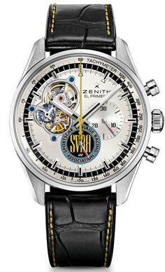 "#Zenith - #Watch ""#ElPrimero Chronomaster 1969 #SVRA"" #Horology February 2016 ---"