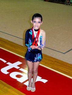 Medallas gimnasia rítmica