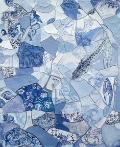 Adriana Varejão Mares e azulejos                                                                                                                                                                                 Mais