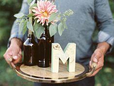 microbrewed wedding inspiration - photo by Lavender and Twine http://ruffledblog.com/microbrewed-wedding-inspiration/