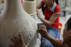Bat Trang Pottery, VIETNAM