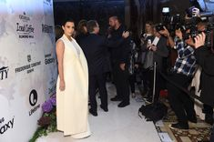 Kim Kardashian West attends Variety's Power Of Women New York Brought To You by Gevalia at Cipriani Street on April 24 2015 in New York City Celebrity Red Carpet, Celebrity Style, Hollywood Red Carpet, April 24, January, Film Festival, Business Women, Kim Kardashian