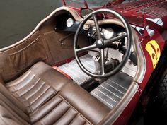 Alfa Romeo 6C Pescara interior