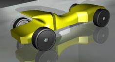 Ideas for pinewood derby cars
