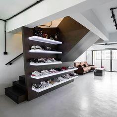 Qanvast - Renovation Platform (@qanvast) • Instagram photos and videos Shoe Cabinet Design, Next At Home, Home Renovation, Shoe Rack, Platform, Videos, Photos, Instagram, Shoe Closet