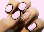 Retro-Glamorous Nail Art Tutorial | TeenVogue.com