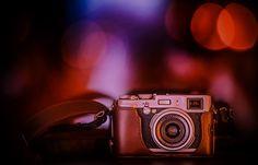Retro X100s and Zeiss Bokeh by Aziz Nasuti on 500px