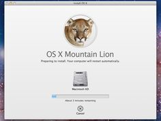 Install Mac OS X 10.8 Mountain Lion on PC with VMware Workstation