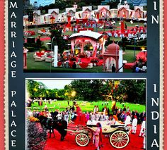 Check out the amazing #marriage #palaces #Banquet #Halls in #India