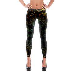 Leggings, yoga pants, women's fashion, work out pants, active wear, fitness, Fox, DC shoes, monster energy, red bull, Hurley, motocross, skulls