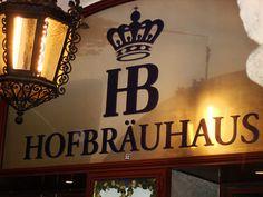 Hofbrauhaus - Munchen, Germany.  Great food and fantastic beer!!!