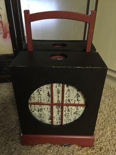 Asian Decor Lamp $35.00