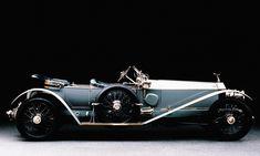 1911 Rolls-Royce 1701 Experimental Speed Car  The first 100mph Rolls-Royce