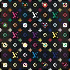 TAKASHI MURAKAMI, Eye Love SUPERFLAT, 2004