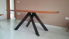 dining table by CreationsbyGrigoris on Etsy