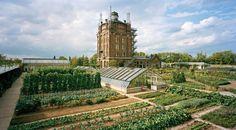 Villa Augustus, Dutch Garden Hotel    from garden design magazine  (and my dreams!)