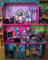 monster high house - Google Search