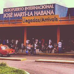 Aeropuerto Internacional José Martí (HAV) en La Habana, La Habana