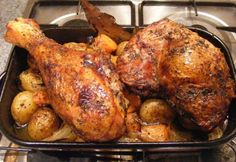 Pulled Pork, Tandoori Chicken, Poultry, Paleo, Food And Drink, Turkey, Meat, Ethnic Recipes, Lunches