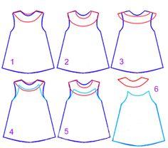 Çocuk Elbisesi Yapımı Teknikleri | E DİKİŞ