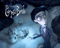 wallpaper of Victor (Johnny Depp) in the snow from Tim Burton's film 'Corpse Bride' 8991722 Johnny Depp Characters, Tim Burton Characters, Tim Burton Films, Tim Burton Corpse Bride, Disney Doodles, Movie Wallpapers, Stop Motion, Great Movies, Feature Film