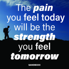 The pain you feel will be the strength you feel tomorrow Motivational Military Quotes, Best Inspirational Quotes, Best Quotes, Funny Quotes, Navy Quotes, Words Quotes, Life Quotes, Qoutes, Boot Camp Quotes
