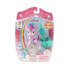 Disney Whisker Haven Tales Palace Pets Furry Tail Friends - Stripes the Zebra