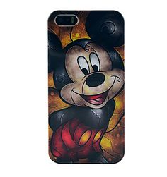 iPhone 5/5S *RED TAG* - Whimsical, Vintage Mickey Mouse Hard Case