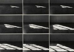 Jan Dibbets Shadows in the Sperone Gallery, Torino (1971)
