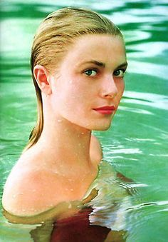Grace Kelly, looking like a beautiful water nymph http://VIPsAccess.com/luxury-hotels-los-angeles.html