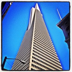 We'll never get tired of seeing the Transamerica Pyramid in San Francisco. Be sure to share your pictures by tagging them #TransamericaPyramid! #Transamerica #SanFrancisco #Pyramid #PowerOfThePyramid