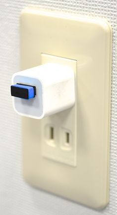 i becone USB  SB電源に接続してお店等に配置すれば、 店舗のアプリユーザは特定エリアの位置情報に基づいた通知を受け取ることが出来ます。